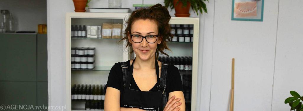 Anna Bieluń, współzałożycielka Ministerstwa Dobrego Mydła / AGATA GRZYBOWSKA