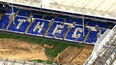 Tak wyglądało White Hart Lane 15 maja