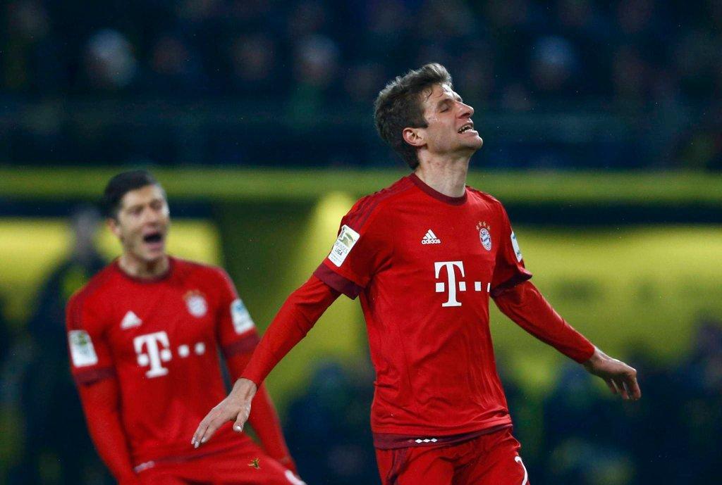 Borussia - Bayern LIVE