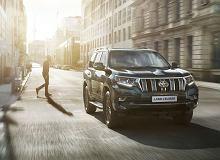 Nowy Land Cruiser trafił do Polski. Toyota pokazała cennik legendarnej terenówki