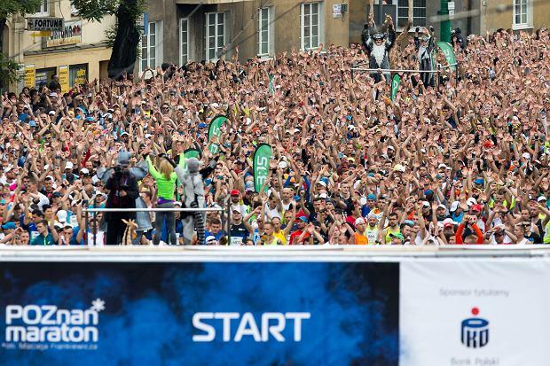 Po medal 20. PKO Poznań Maratonu zawodnicy ruszą nową trasą. Na jej nowy przebieg wpływ mieli sami biegacze. Pomysłów i wariantów na królewski dystans miasta było mnóstwo, są zatem zmiany, przyjemne niespodzianki i jak zapowiadają biegacze - będą życiówki!