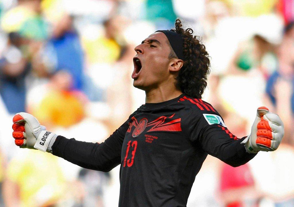 Ochoa długo był bohaterem dnia, został nawet graczem meczu z Holandią, ale Meksyk przegrał