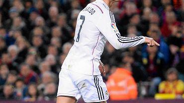 """Cristiano Ronaldo i jego """"calma"""""""