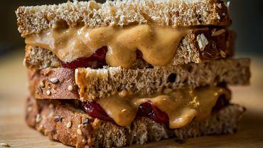 Kanapka PBJ - peanut butter jelly