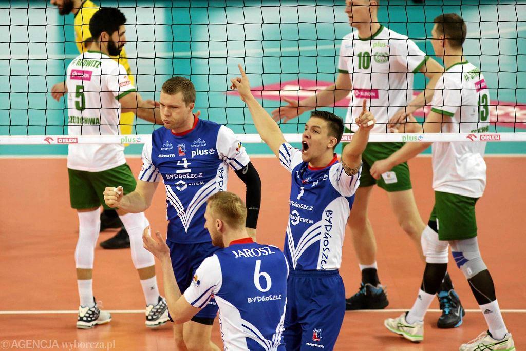 AZS Częstochowa - Łuczniczka Bydgoszcz 0:3