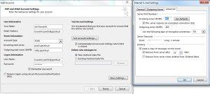 Dodawanie konta poczty Gazeta.pl w Outlook 2013