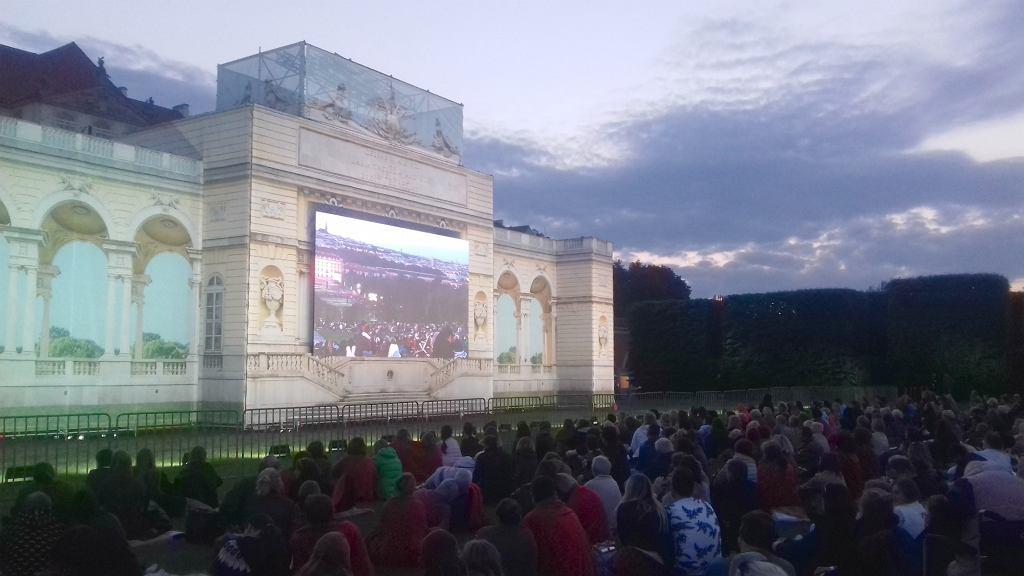 Koncert Nocy Letniej odbył się w ogrodzie dolnym Zamku Królewskiego