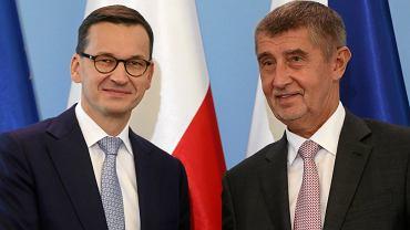 Wizyta premiera Czech w Polsce