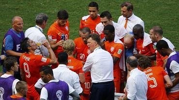 Louis van Gaal i reprezentanci Holandii