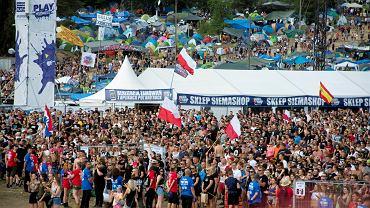 Godzina 'W' nad Pol'and'Rock Festival