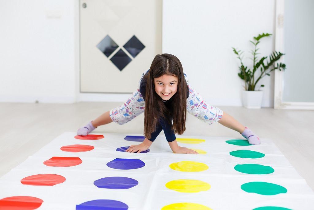 Twister gra zręcznościowa