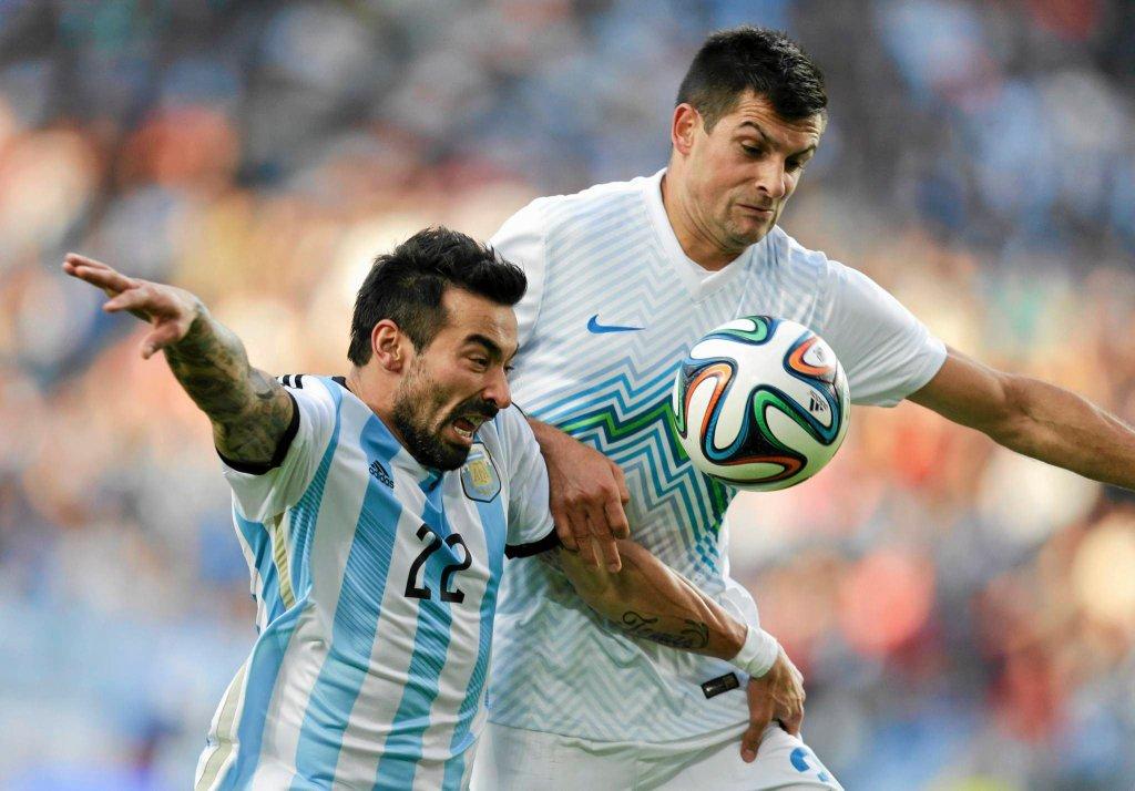 Argentyna - Słowenia 2:0