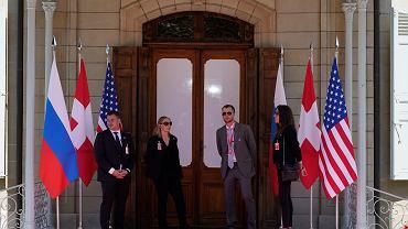 Spotkanie Biden-Putin w Genewie