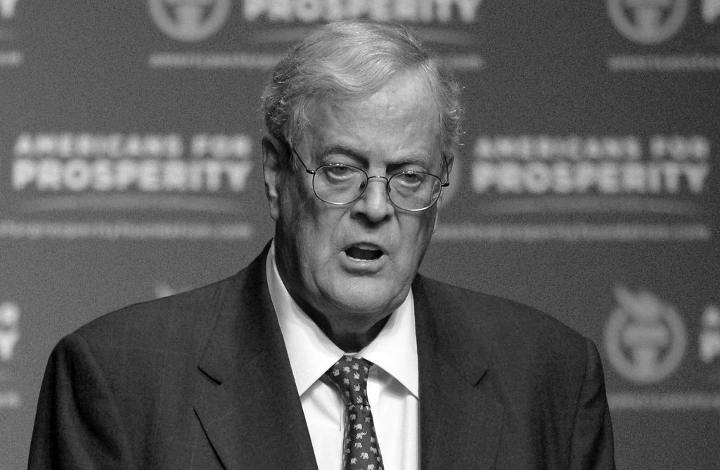David Koch zmarł w wieku 79 lat