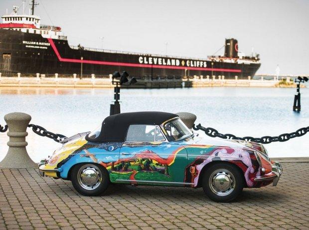 Aukcje | Porsche 356C Janis Joplin sprzedane za 1,76 miliona dolarów