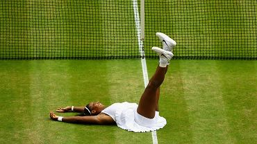 Serena Williams wygrywa Wimbledon, 2016 r.