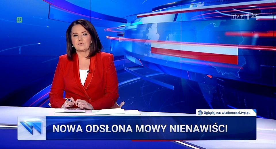 'Wiadomości' TVP, 18.09.2019