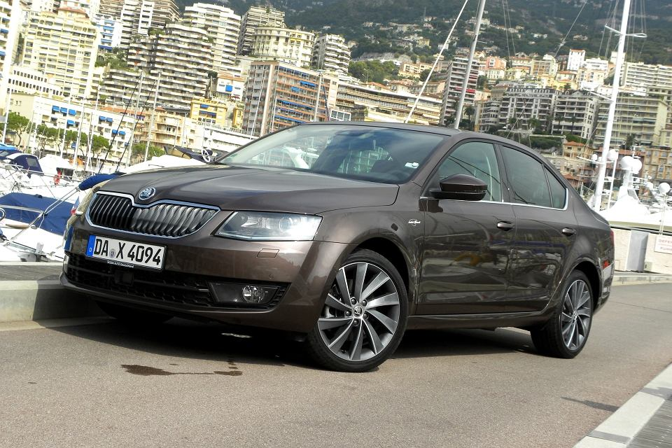 Skoda Octavia Laurin&Klement
