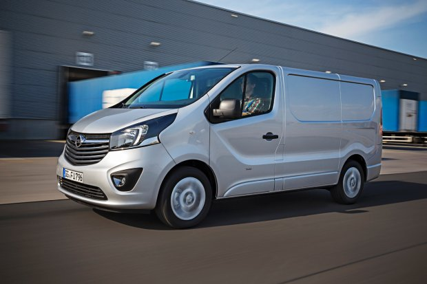 Opel Vivaro i Renault Trafic | Nowe dostawcze bliźniaki