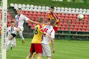 Środa w III lidze piłkarskiej: ciekawie w Ostrowcu i Bodzentynie