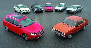 Volkswagen Passat   40 lat minęło