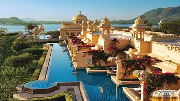 Indie - Oberoi Udaivilas / fot. www.oberoihotels.com