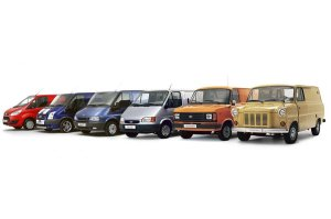 Ford Transit | To już 50 lat