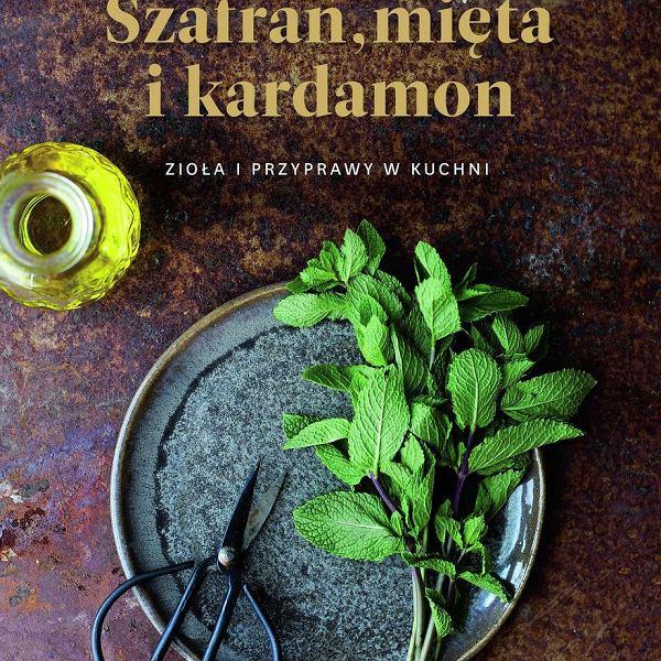 'Szafran, mięta i kardamon' Samar Khanafer