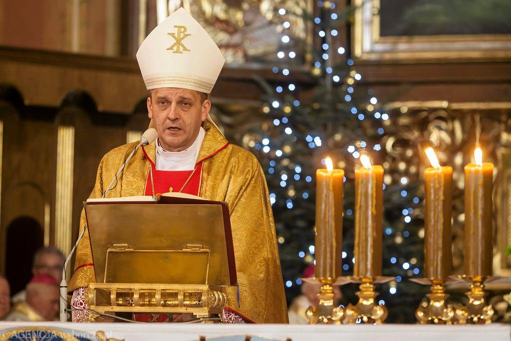 Biskup diecezjalny bielsko-żywiecki Roman Pindel