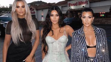 Khloe Kardashian, Kim Kardashian i Kourtney Kardashian