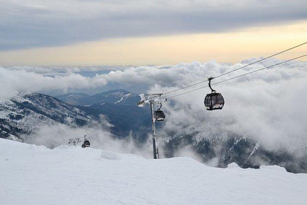 Jasna Ski Resort/ CC BY-SA 3.0/ Pudelek/ Wikimedia Commons