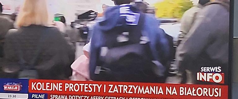 """TVP Info nie transmitowała konferencji Ziobry. """"Telewizja czystego Orwella"""""""
