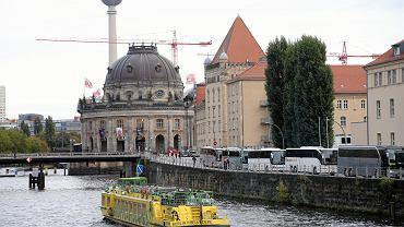 Niemcy.  Berlin , dzielnica Mitte