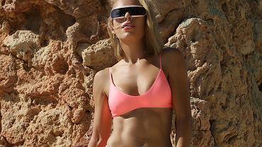 Ewa Chodakowska zdradza, że ma słabą głowę. Poza tym przestrzega przed kalorycznym alkoholem