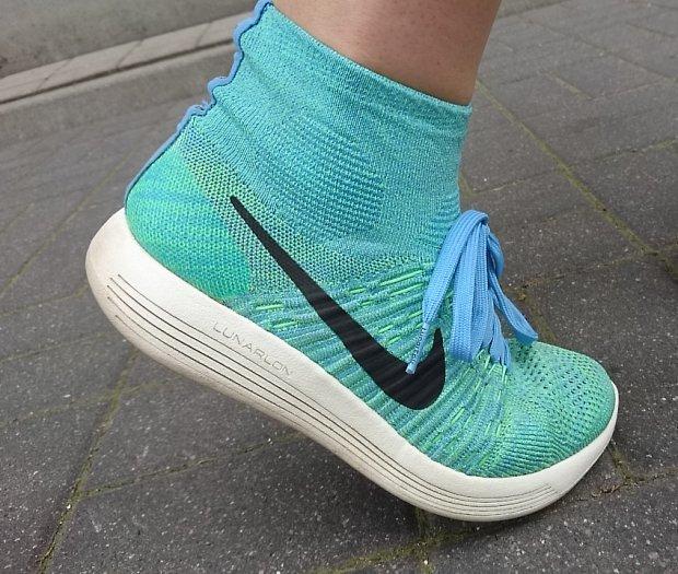 wyprzedaż hurtowa autentyczna jakość buty sportowe Nike LunarEpic Flyknit- kosmiczna, dynamiczna skarpeta [TEST ...