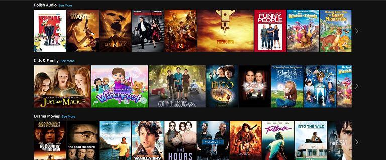 Amazon Prime Video pozwoli na wspólne oglądanie filmów