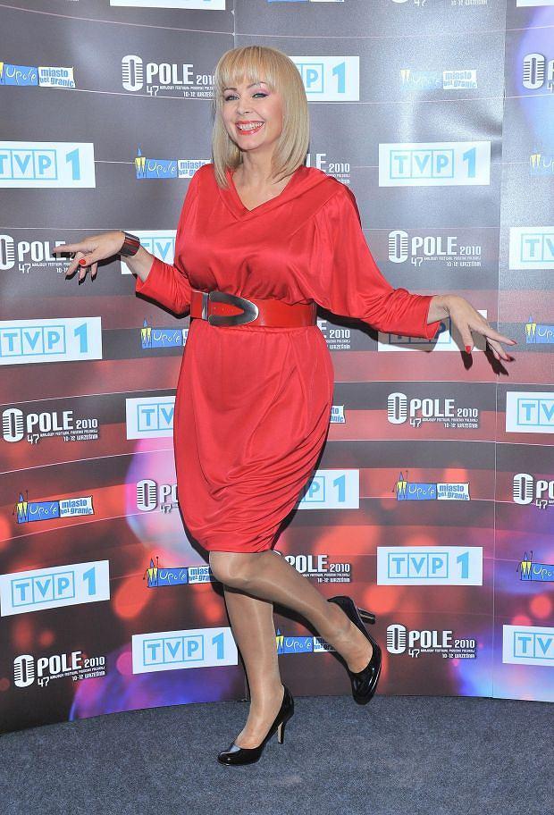 Izabela Trojanowska, 2010