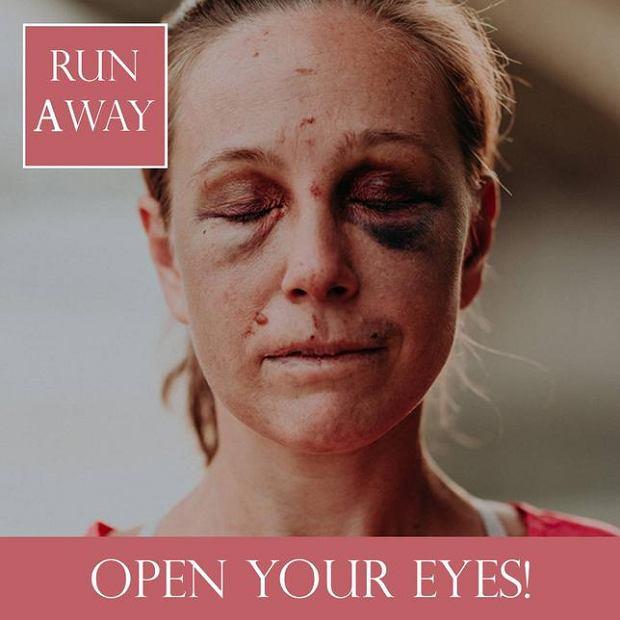 Run Away - kampania przeciwko przemocy w stosunku do kobiet