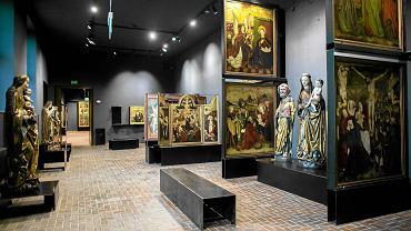 Nowa aranżacja Galerii Sztuki Średniowiecznej Muzeum Narodowego w Warszawie