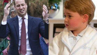 Książę William, książę George