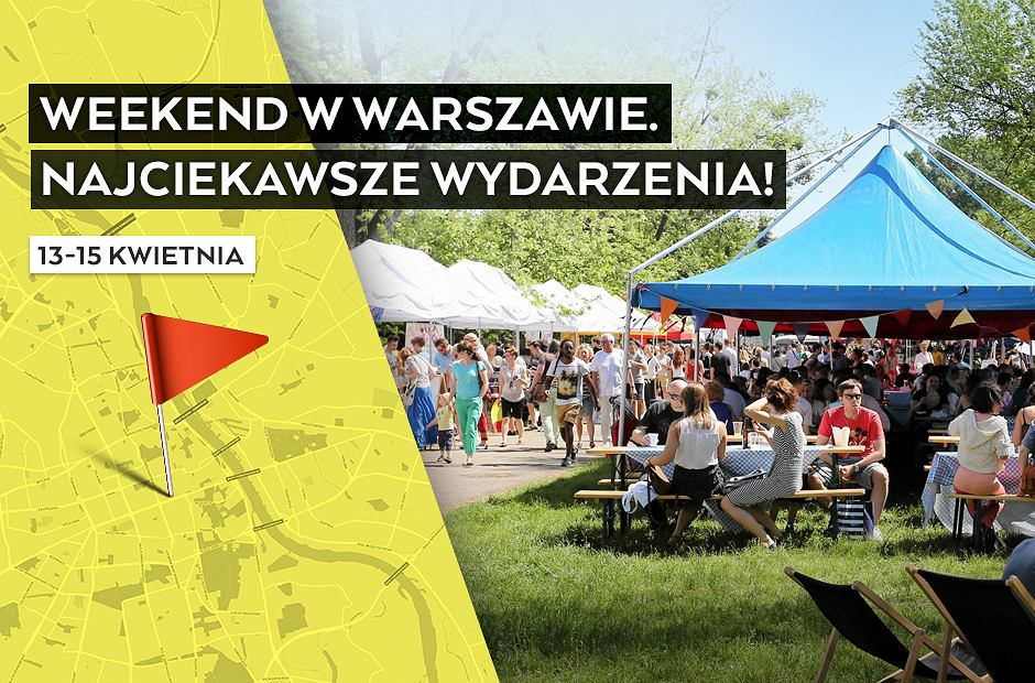 Wydarzenia w Warszawie