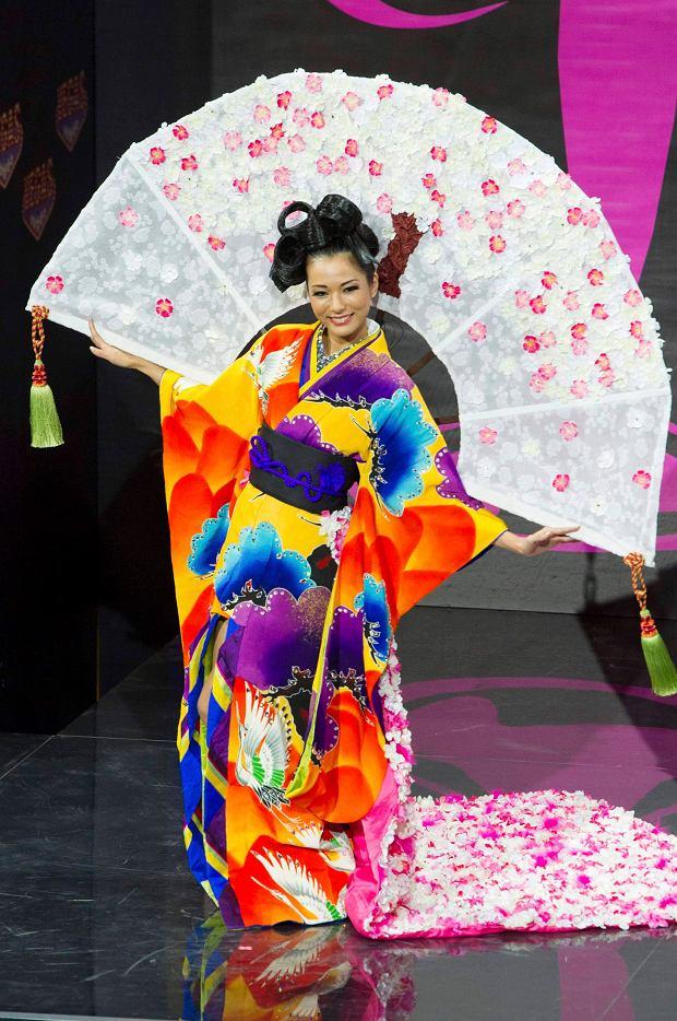 Yukimi Matsuo, Miss Japonii