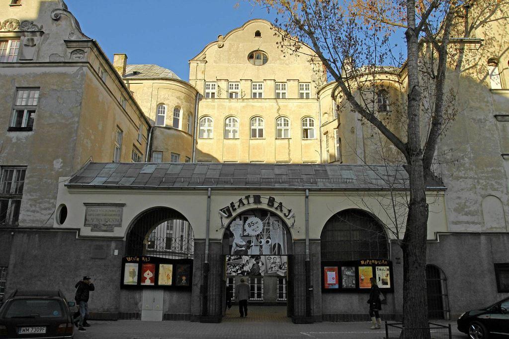 Siedziba Teatru Baj