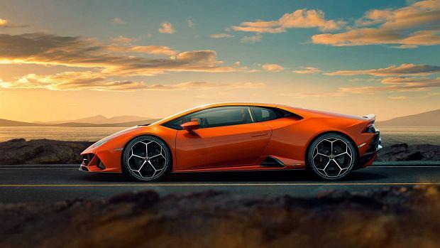 Lamborghini Huracan EVO - teraz 630 KM i 2,9 s do setki