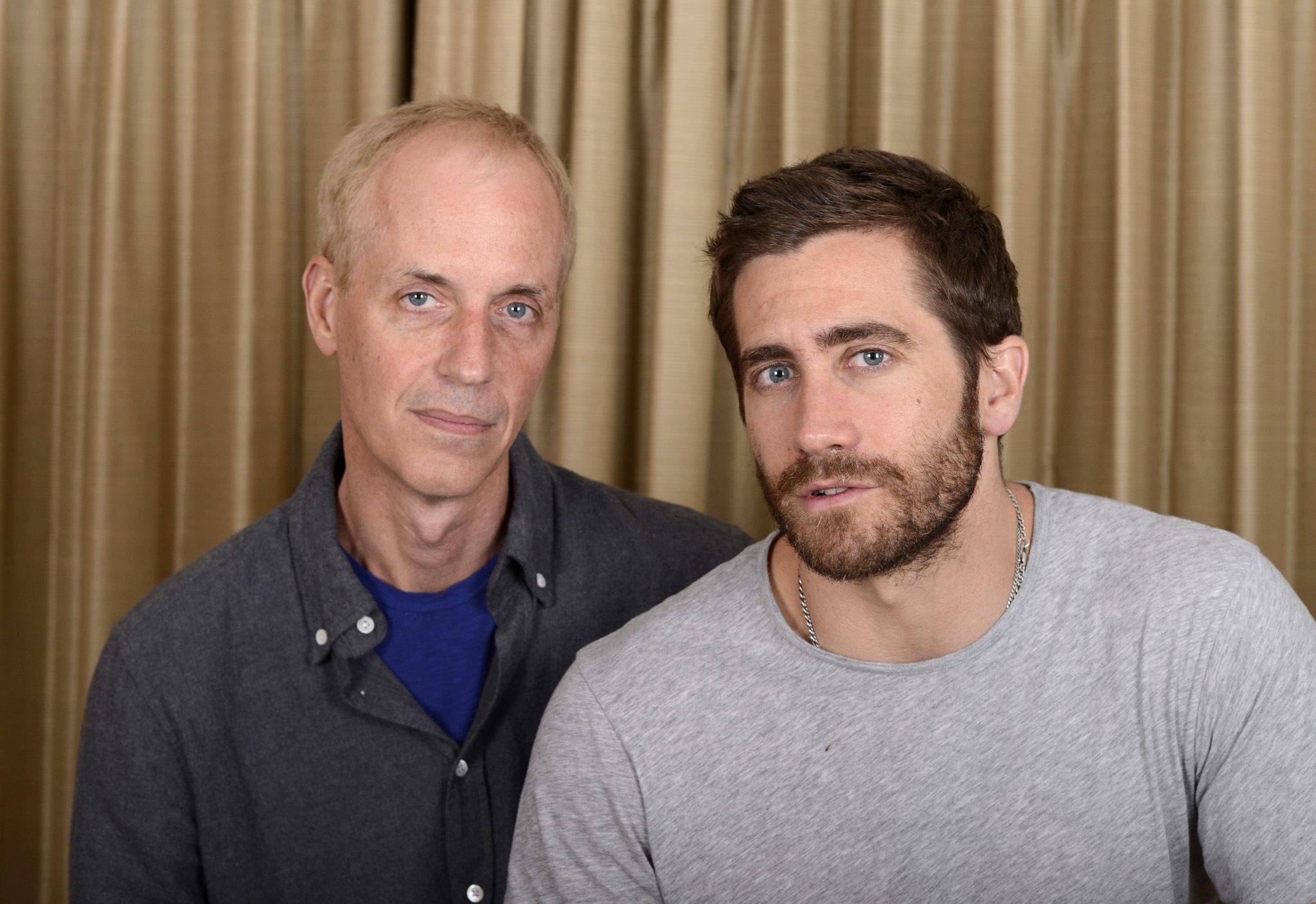 Jake Gyllenhaal i Dan Gilroy (fot. Reuters)