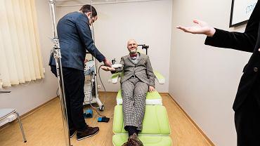 Otwarcie całodobowego oddziału psychiatrii przy ul. Pasteura 10