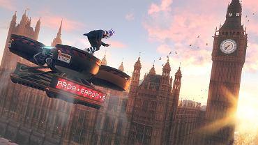 Londyn w Watch Dogs Legion został naprawdę świetnie odwzorowany.
