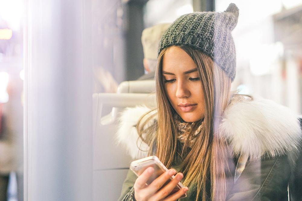 mLegitymacja studencka to wygodne rozwiązanie - w końcu telefon najczęściej mamy przy sobie