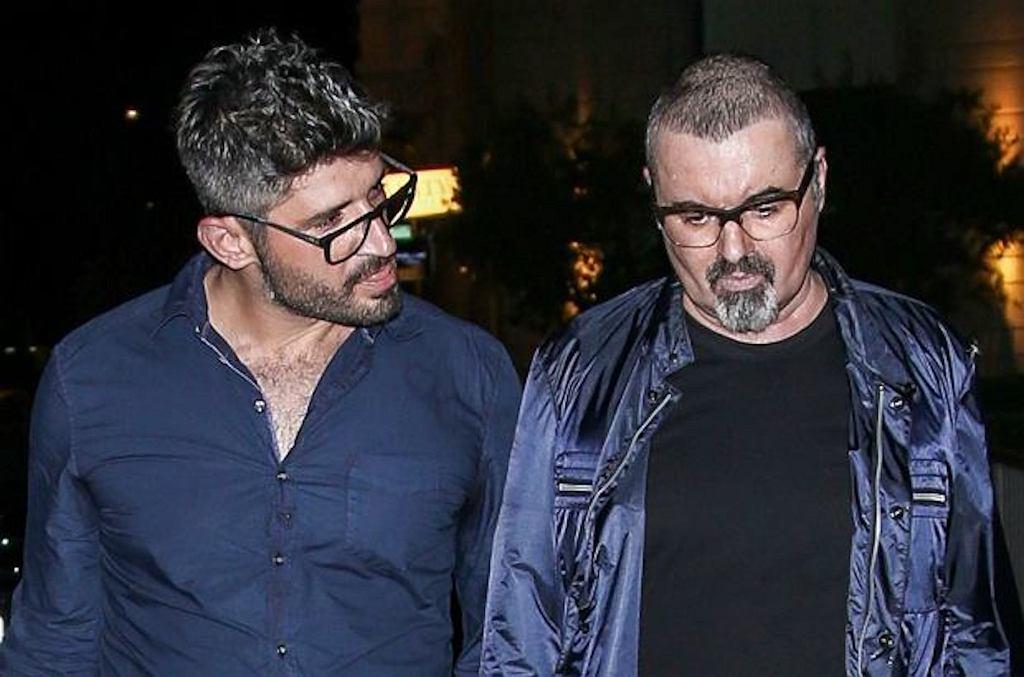 Fadi Fawez, George Michael