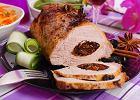 Schab ze śliwką - jak zrobić to pyszne danie? Sprawdzi się nie tylko na święta